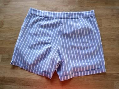 Shorts Burda detail