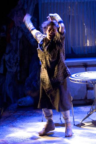 Stage Karin Konoval
