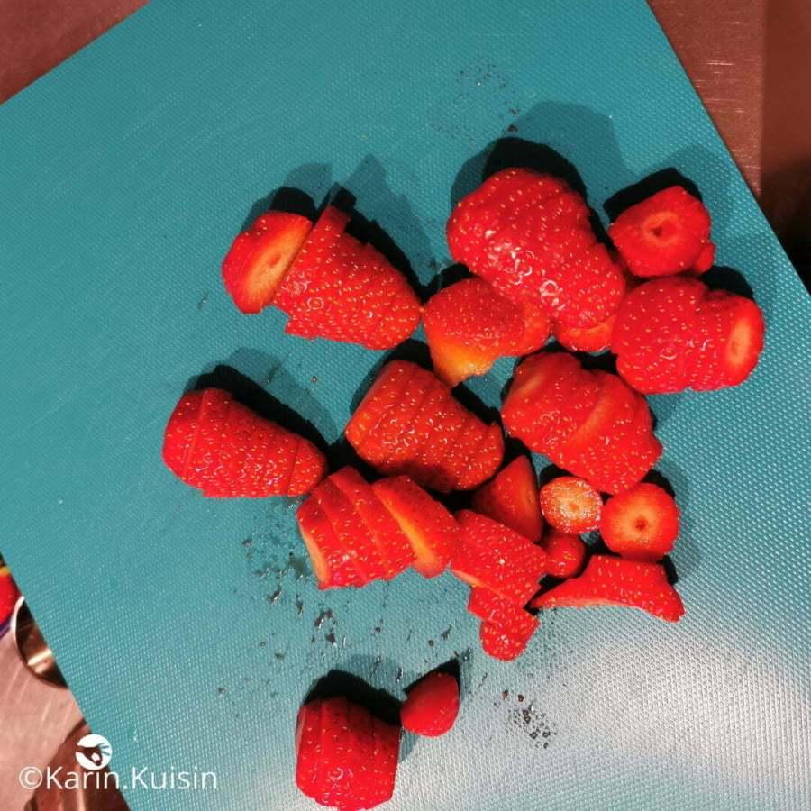 fraise lamelle couper