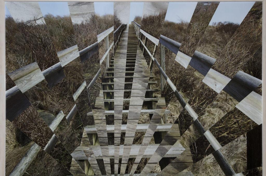 Ascending / Descending A Staircase, 2016