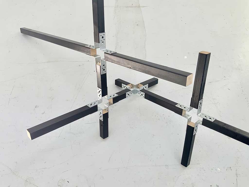 Crisscross-2019-sculpture