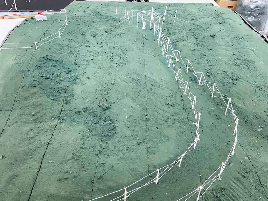 human-fence-skitseprojekt