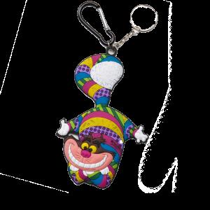Disneys Cheshire Cat Keychain