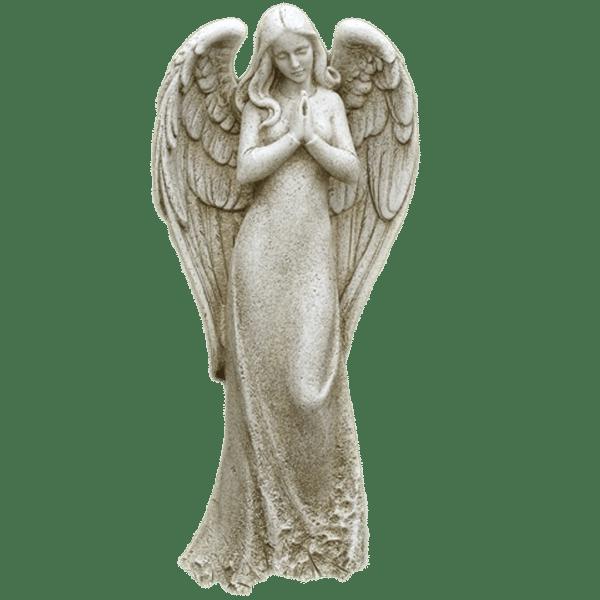 """14.5"""" PRAYING ANGEL"""