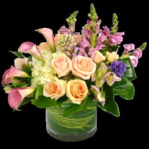 Calming Pastels Bouquet