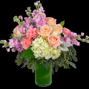 Spring Sentiments Bouquet