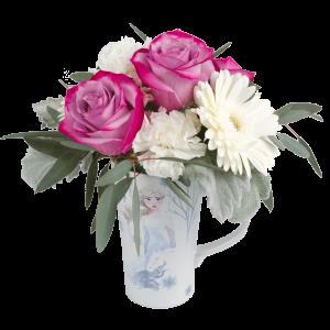Elsa & Ana Mug Bouquet