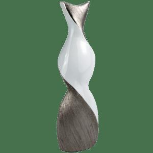 20 Ceramic Twist Vase