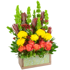 Autumnal Hedge Bouquet