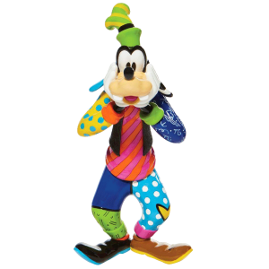 Disney Britto Goofy Figurine