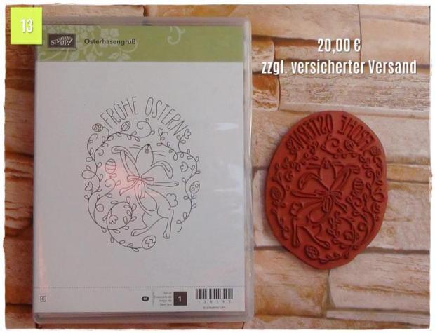 Osterhasengruß (20,00 Euro zzgl. Versand)