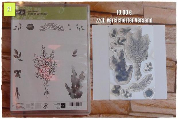 SAB Lots of Lavender (10,00 Euro zzgl. Versand)