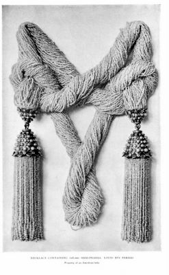 Seed Pearl Ropes
