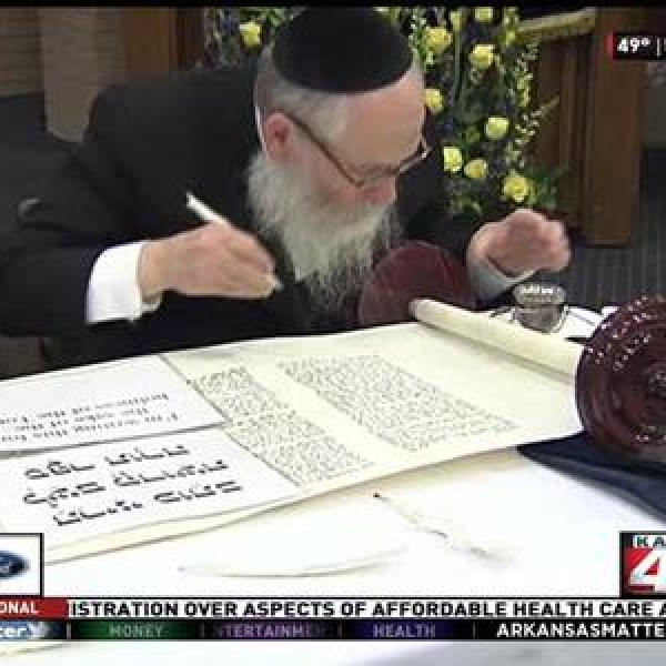 Faith Matters_ The Torah_-5949064990061411427