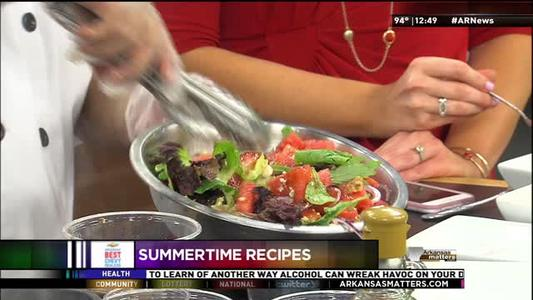 Strawberry Watermelon Salad, Grilled Peaches Continued_-3964184276426603000