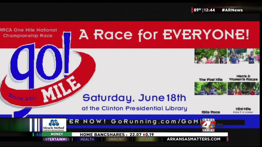Go- Mile Running Event to take place in Little Rock_20160610175320