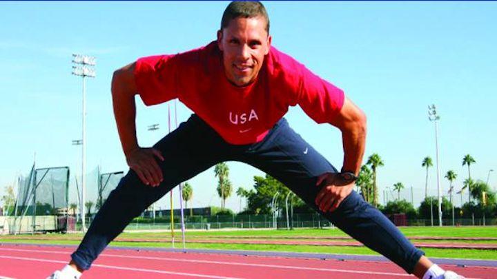 Dan O'Brien Olympian