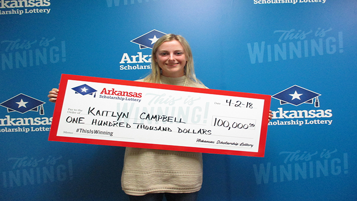 Batesville Player Wins $500K, Cabot Player Wins $100K from Instant