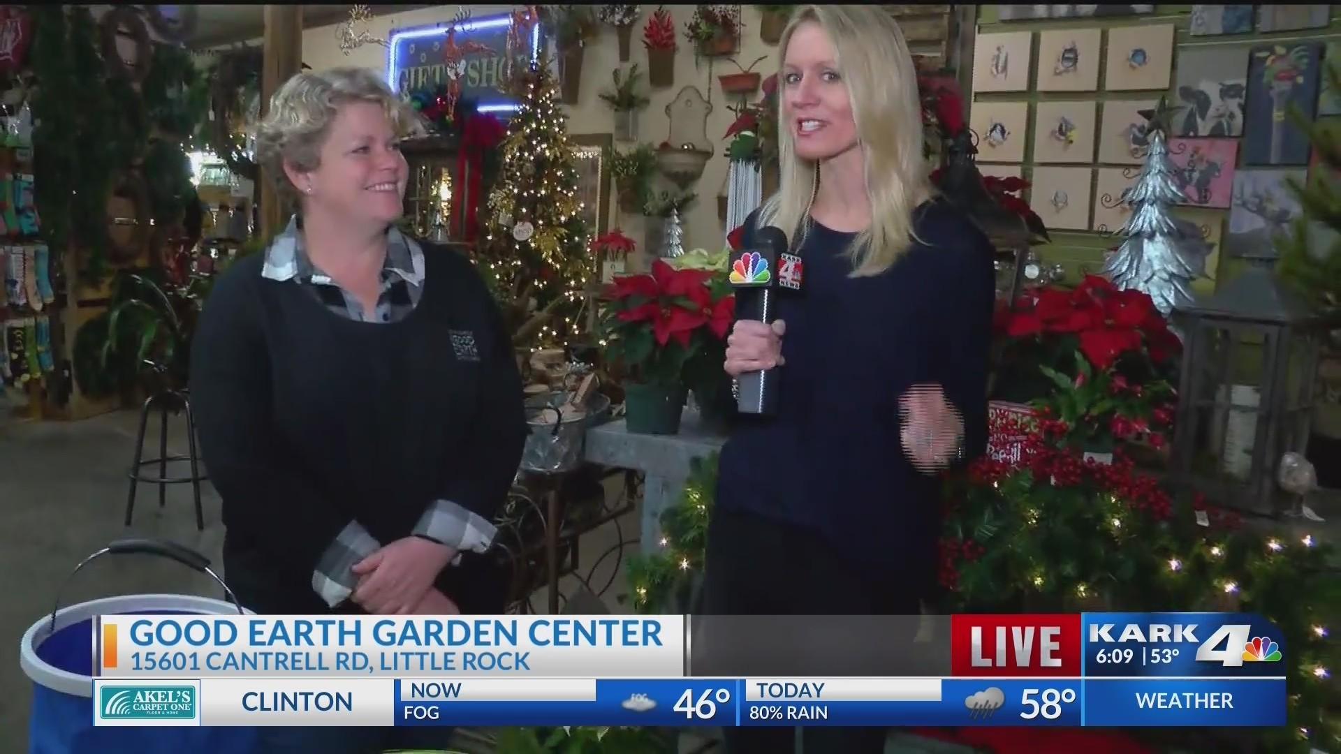 Good Earth Garden Center - Poinsettias