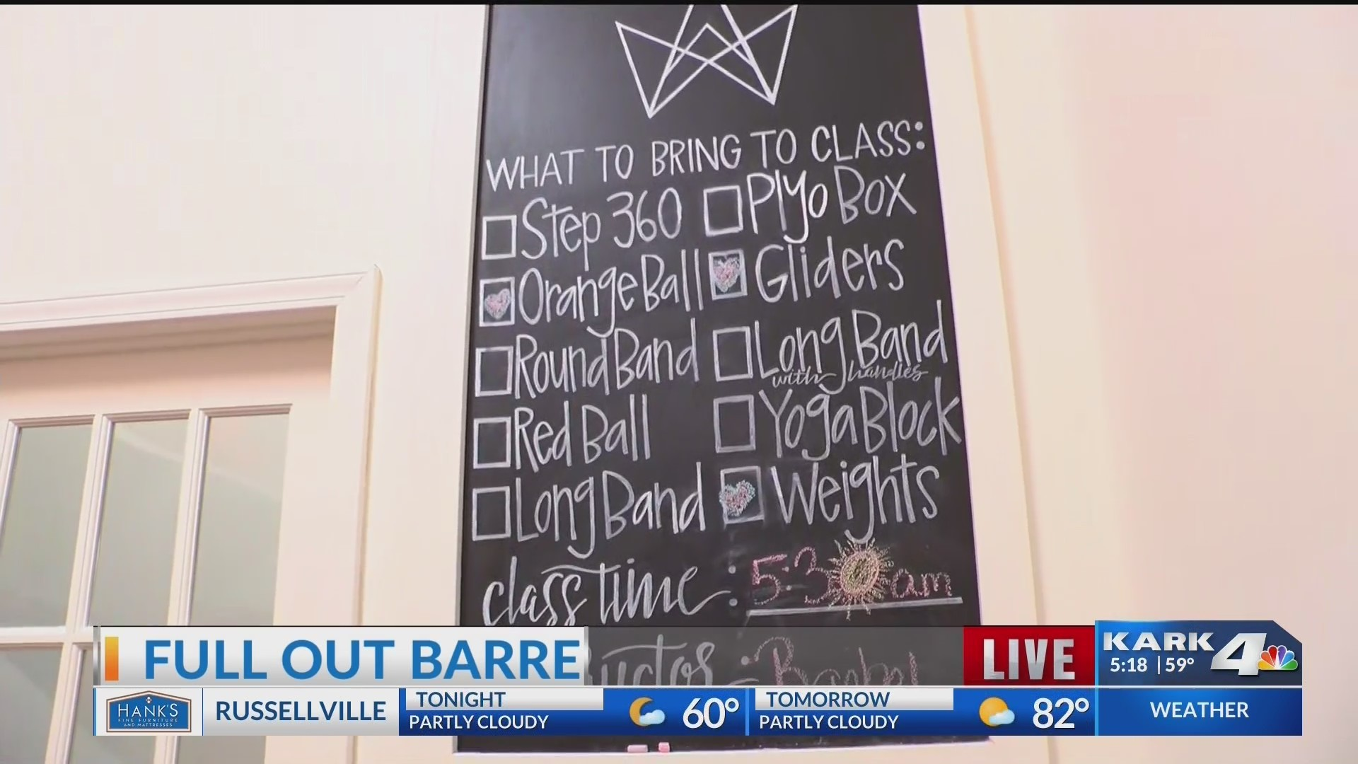 Full Out Barre Bryant