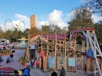 Der kleine Zar Kinderachterbahn Hansa Park
