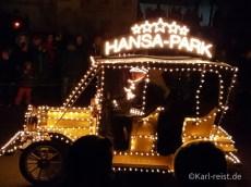 Lichterparade Hansa-Park