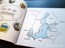 World for Kids Verlag Reiseführer Ostsee