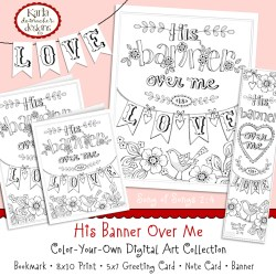 Color Your Own Art Collections