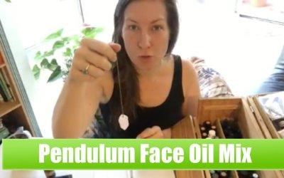 Make Your Own Face Oil Moisturiser