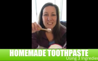How to Make Homemade Toothpaste