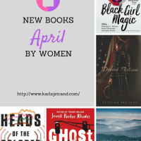 New Books by WOC, QTBIPOC, GNC, and more – April 2018 Releases