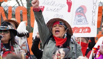 Missing and Murdered Indigenous Women #MMIW Websites