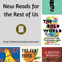 New Reads for the Rest of Us for January 2019