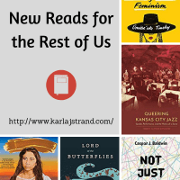 New Reads for the Rest of Us – November 2018