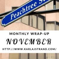 November 2018 Wrap Up