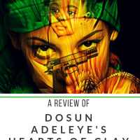 Review of HEARTS OF CLAY by Dosun Adeleye