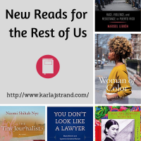 New Reads for the Rest of Us – April 2019
