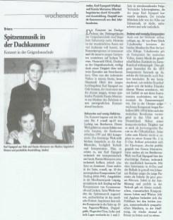 Jungfrau Zeitung, February 2004