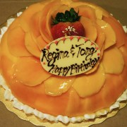 Happy Birthday Regina &Tony