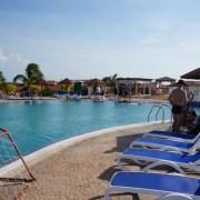 resort's pool