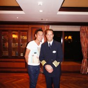 Captain and I
