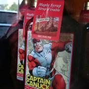 Captain Canuck again