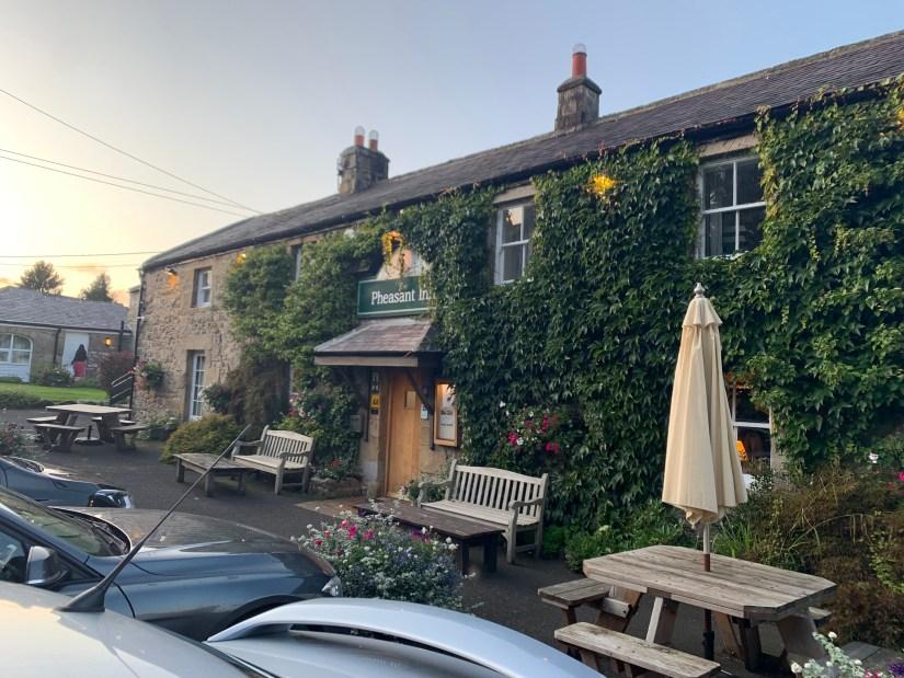 The Pheasant Inn at Falstone