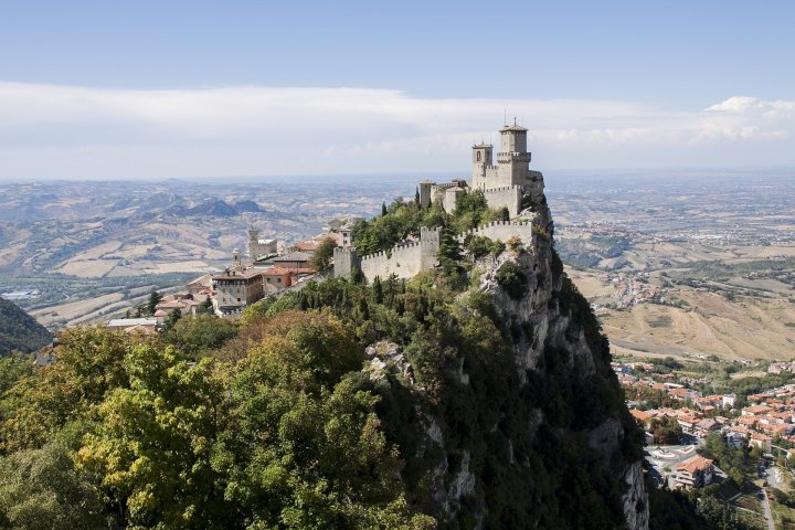 San Marino - this Microstate is unlikely to be able to host Eurovision should the country win.