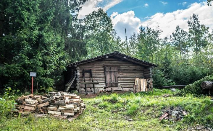 Skansen, the world's oldest open air museum.