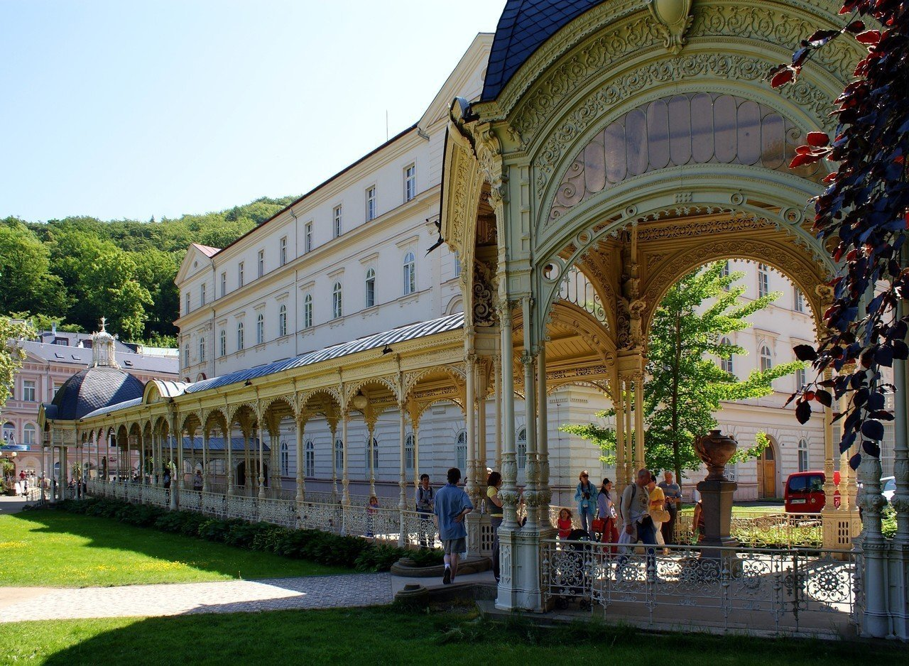Image result for Karlovy Vary images