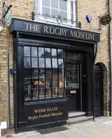 Webb Ellis Rugby Museum