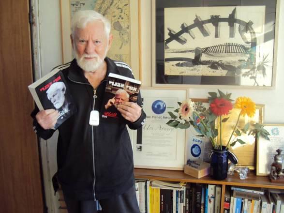 Uri Avnery – Kämpfer für den Frieden