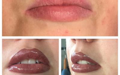 NEW: Semi Permanent Lip Colour