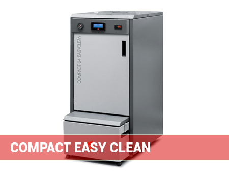 Compact easy clean